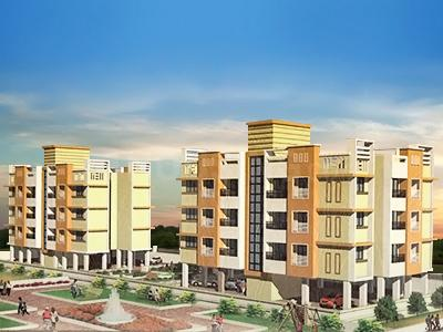 Gallery Cover Pic of Diya Homes Indraprasth Building No. 2