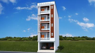 Gallery Cover Image of 1000 Sq.ft 2 BHK Independent House for buy in Shree Krishna Floor, Sector 3A for 5800000