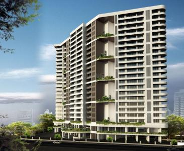 Gallery Cover Image of 5500 Sq.ft 4 BHK Apartment for rent in Sunteck Signia Pearl, Bandra East for 450000