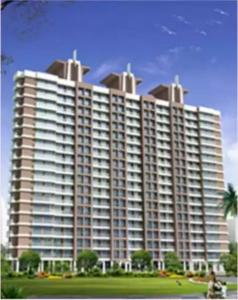 Gallery Cover Image of 690 Sq.ft 2 BHK Apartment for rent in Rajesh Raj Legacy II, Vikhroli West for 36000