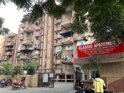 Gallery Cover Image of 1300 Sq.ft 2 BHK Apartment for buy in CGHS Aimo Apartments, Sector 22 Dwarka for 11700000