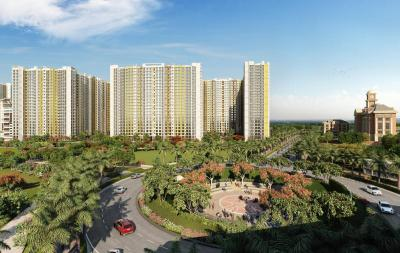 Gallery Cover Image of 1150 Sq.ft 3 BHK Apartment for buy in Runwal Gardens, Dombivli East for 7100000