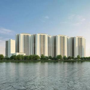 Gallery Cover Image of 678 Sq.ft 1 BHK Apartment for buy in Sobha Dream Gardens, Thanisandra for 4300000