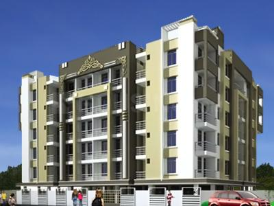 Gallery Cover Pic of Jagat Homes  Ashirbad Residency