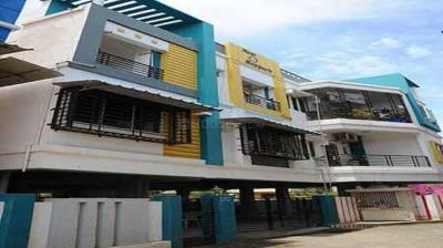 Gallery Cover Image of 879 Sq.ft 2 BHK Apartment for buy in The Nest Bay Park, Tharamani for 14000000