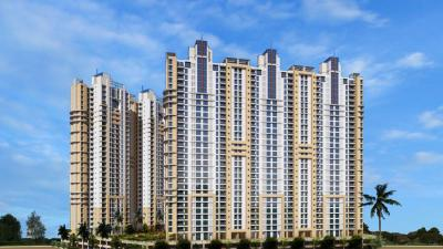 Gallery Cover Image of 1370 Sq.ft 3 BHK Apartment for buy in Cosmos Horizon, Thane West for 16500000