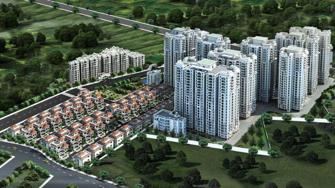 Gallery Cover Pic of Aditya Empress Towers