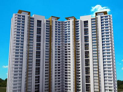Gallery Cover Image of 2000 Sq.ft 4 BHK Apartment for rent in Lodha Luxuria, Thane West for 55000