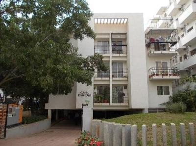 Gallery Cover Image of 1300 Sq.ft 3 BHK Apartment for rent in Classic Dew Dell, Halanayakanahalli for 25000