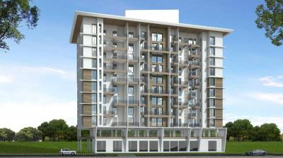Gallery Cover Image of 610 Sq.ft 1 BHK Apartment for buy in Banka Sapphire A Wing, Undri for 2400000