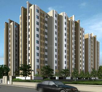 Gallery Cover Image of 1713 Sq.ft 3 BHK Apartment for rent in Krishna Tivoli Gardens, Saligramam for 40000