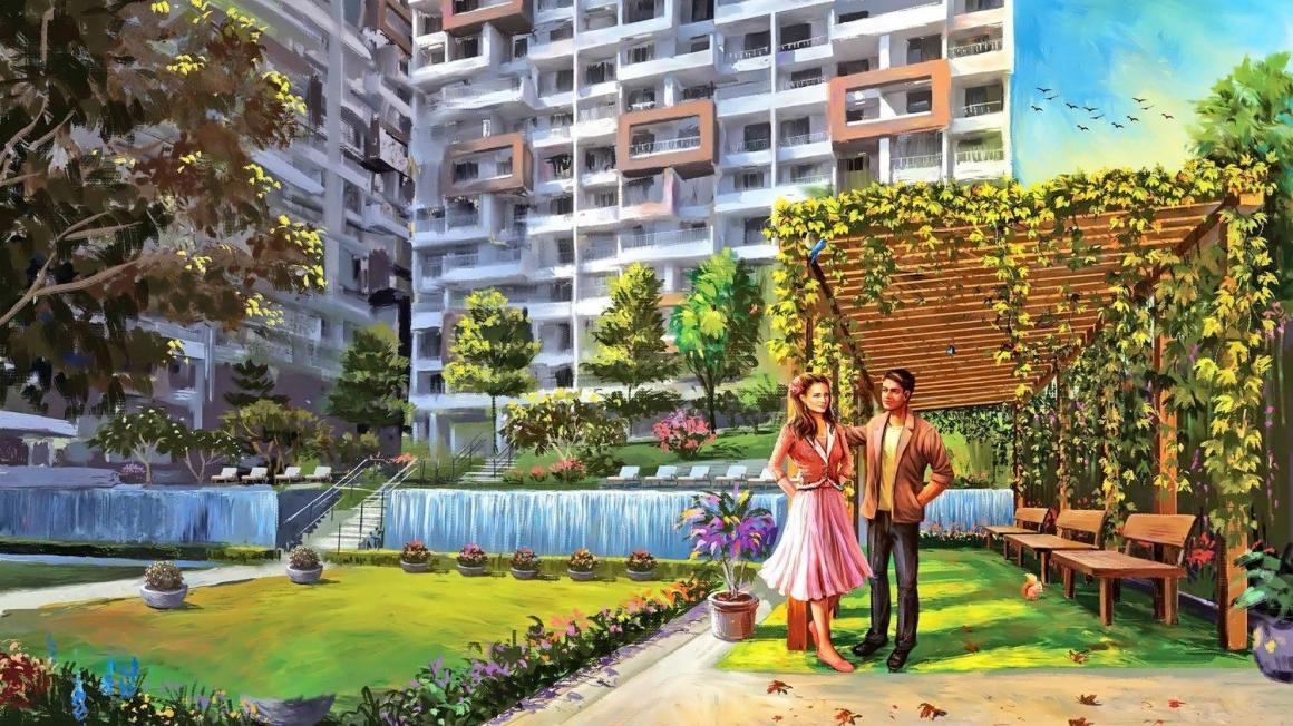Puraniks Builders Pvt Ltd Abitante Phase 1a In Bavdhan