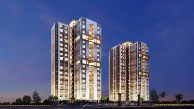 Gallery Cover Image of 650 Sq.ft 1 BHK Apartment for buy in Raunak Unnathi Woods, Kasarvadavali, Thane West for 5700000