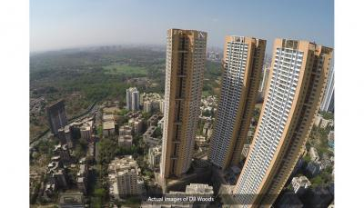 Gallery Cover Image of 1832 Sq.ft 3 BHK Apartment for buy in DB Woods, Goregaon East for 27400000