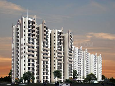 Gallery Cover Image of 1089 Sq.ft 2 BHK Apartment for rent in Star Realcon Group Rameshwaram, Raj Nagar Extension for 7000