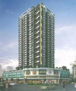 Gallery Cover Image of 785 Sq.ft 1 BHK Apartment for buy in Neelkanth Sunberry, Ghansoli for 8500000