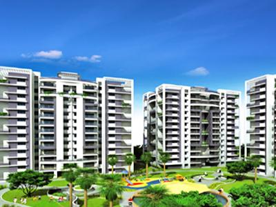 Gallery Cover Image of 1280 Sq.ft 2 BHK Apartment for buy in Pardesi Ushay Tower, Badh Khalsa for 4800000