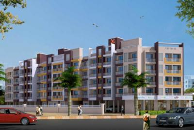 Gallery Cover Image of 430 Sq.ft 1 RK Apartment for buy in Rakhumai Aditi Empire, Vasai West for 2178000