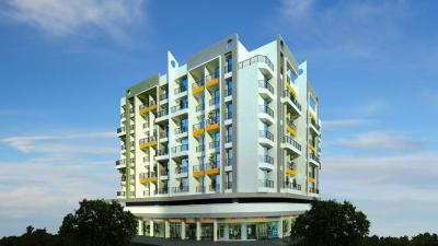 Gallery Cover Image of 650 Sq.ft 1 BHK Apartment for buy in Krishna Shanti kunj, Kamothe for 4600000