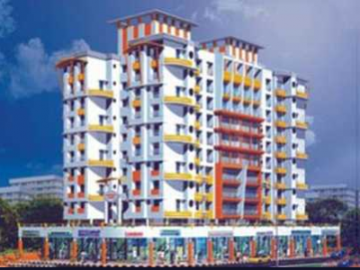 Gallery Cover Image of 1035 Sq.ft 2 BHK Apartment for buy in Prajapati Gaurav, Kharghar for 12500000