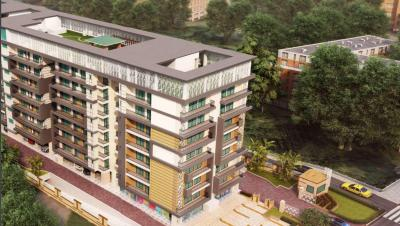 Gallery Cover Image of 723 Sq.ft 2 BHK Apartment for buy in Earthcon Rajpur Greens, Hathibarkala Estate for 5832000