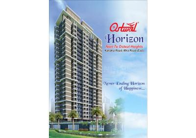 Gallery Cover Image of 450 Sq.ft 1 RK Apartment for buy in Shree Ostwal Horizon, Mira Road East for 3500000