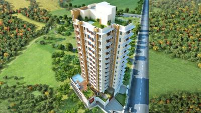 Gallery Cover Image of 1300 Sq.ft 2 BHK Apartment for buy in Shree Shakun Heights, Goregaon East for 17900000