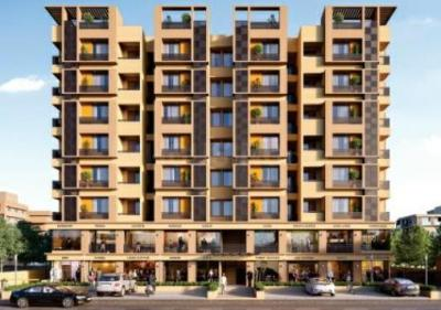 Gallery Cover Image of 1179 Sq.ft 2 BHK Apartment for buy in Aryaman Gracia, Chandkheda for 4200000