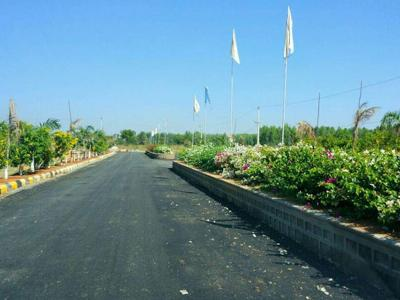 Residential Lands for Sale in Bhashyam Cristal County VI