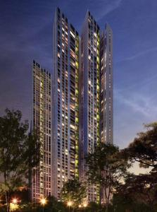 Gallery Cover Image of 1120 Sq.ft 2 BHK Apartment for buy in Lodha Enchante, Sion for 24000000