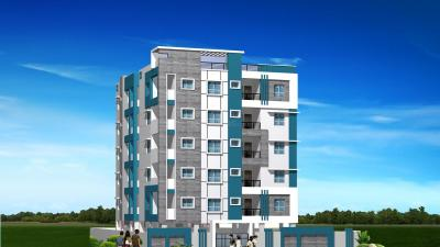 Gallery Cover Image of 2085 Sq.ft 3 BHK Apartment for buy in Vision Constructions Vision, Madhapur for 17000000