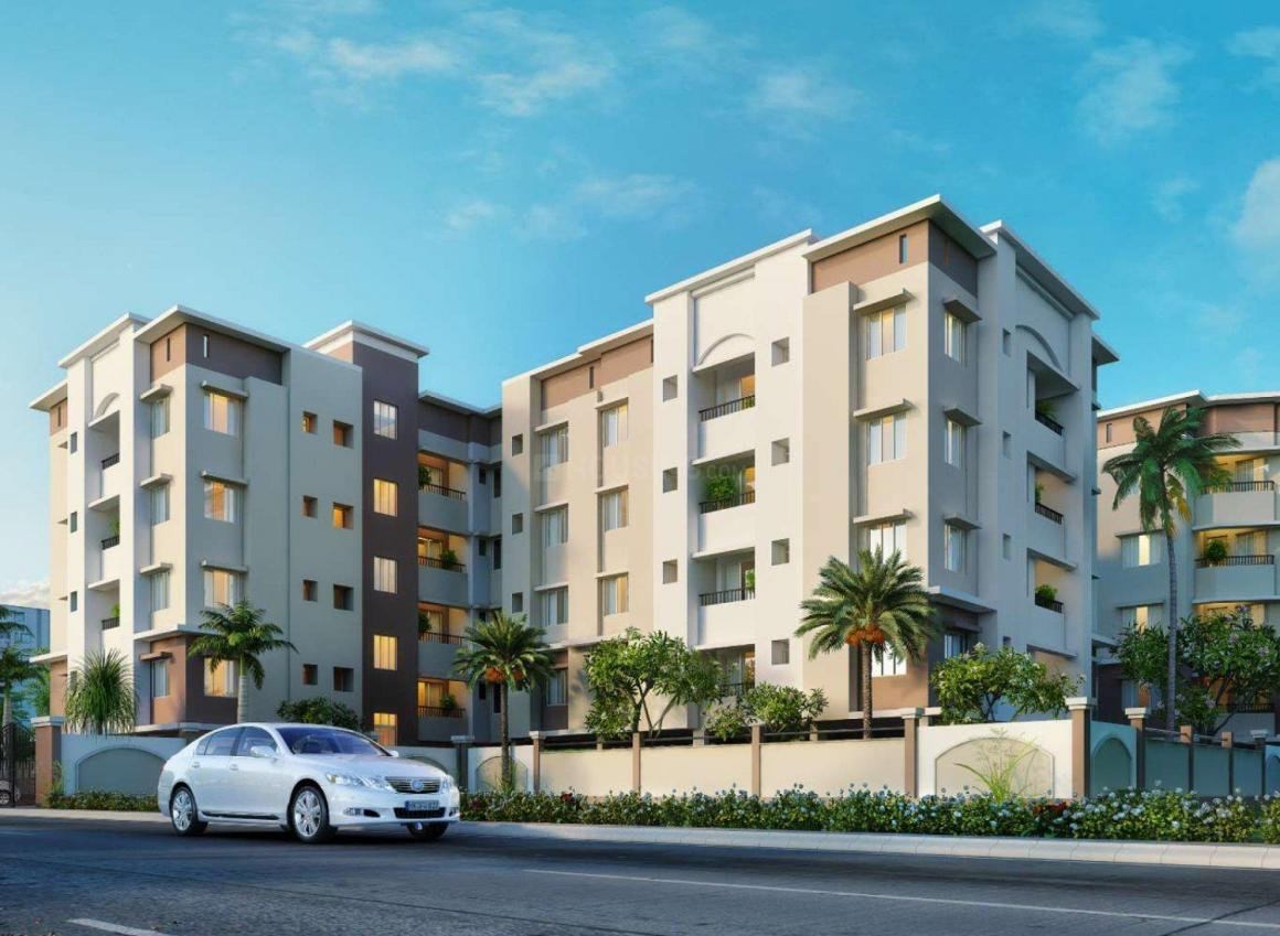 EDEN GROUP Eden Horizon in Saha Para, South Kolkata by EDEN GROUP