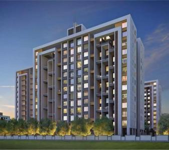 Gallery Cover Image of 1035 Sq.ft 2 BHK Apartment for buy in Achalare Spring Gardens Phase I, Moshi for 5600000