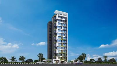 Gallery Cover Image of 1000 Sq.ft 2 BHK Apartment for buy in Venus Skyline, Ulwe for 8500000