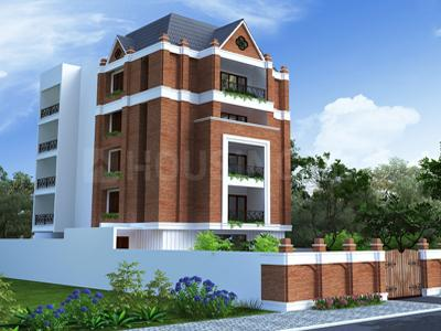 Gallery Cover Image of 2945 Sq.ft 3 BHK Apartment for rent in Redifice Bird Of Paradise, Armane Nagar for 90000