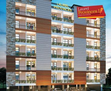 Gallery Cover Image of 850 Sq.ft 2 BHK Independent Floor for rent in Laurel Provinces, Shahberi for 8000