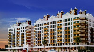 Gallery Cover Image of 630 Sq.ft 1 BHK Apartment for buy in Evershine Homes, Virar West for 3600000