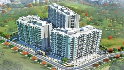 Gallery Cover Image of 938 Sq.ft 2 BHK Apartment for buy in Neelkanth Shrushti, Kalyan West for 6200000