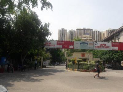 Gallery Cover Image of 1000 Sq.ft 2 BHK Apartment for rent in Shipra Suncity, Shipra Suncity for 17000