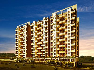 Gallery Cover Image of 1650 Sq.ft 3 BHK Apartment for buy in Kolte Patil 24K Sereno, Baner for 17000000