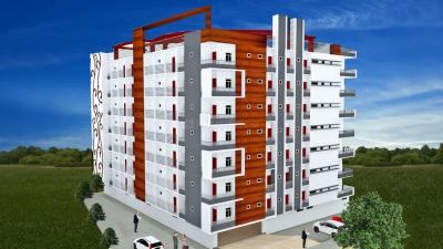 Gallery Cover Image of 1350 Sq.ft 3 BHK Apartment for rent in Smart Homes, Sector 104 for 36000