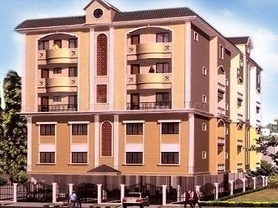 Gallery Cover Image of 1200 Sq.ft 2 BHK Apartment for rent in Sai Golden Nest, Kaggadasapura for 15000