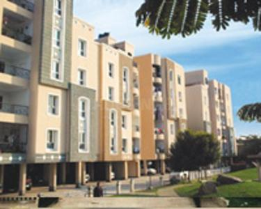 Gallery Cover Image of 620 Sq.ft 1 BHK Apartment for rent in Shalimar Township Apartment, Scheme No 114 for 12000