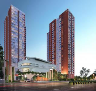 Gallery Cover Image of 3746 Sq.ft 4 BHK Apartment for buy in Brigade Residences, Perungudi for 42050240