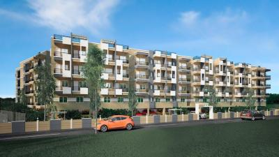 Gallery Cover Image of 1050 Sq.ft 2 BHK Apartment for buy in SSVR Urban Flora by SSVR Builders, Whitefield for 4600000