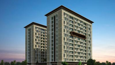 Gallery Cover Image of 691 Sq.ft 1 BHK Apartment for rent in Shree Krishna Eastern Winds, Kurla East for 28000