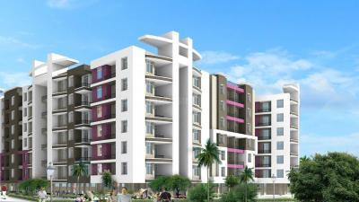 Gallery Cover Image of 550 Sq.ft 1 BHK Apartment for buy in Singapore Nest, Lasudia Mori for 1050000