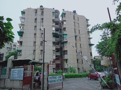 Gallery Cover Image of 1500 Sq.ft 3 BHK Apartment for rent in CGHS Chandanwari Apartments, Sector 10 Dwarka for 35000