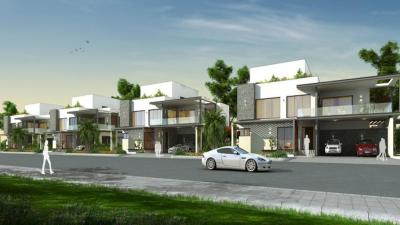 Gallery Cover Image of 400 Sq.ft 1 BHK Apartment for buy in Rajapushpa Life Style City, Tellapur for 2000000