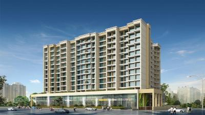 Gallery Cover Image of 1100 Sq.ft 2 BHK Apartment for buy in Millennium Hilton, New Panvel East for 9600000